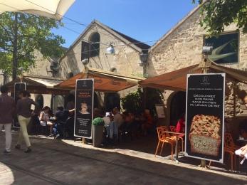 Boulangerie eric Kayser, Bercy