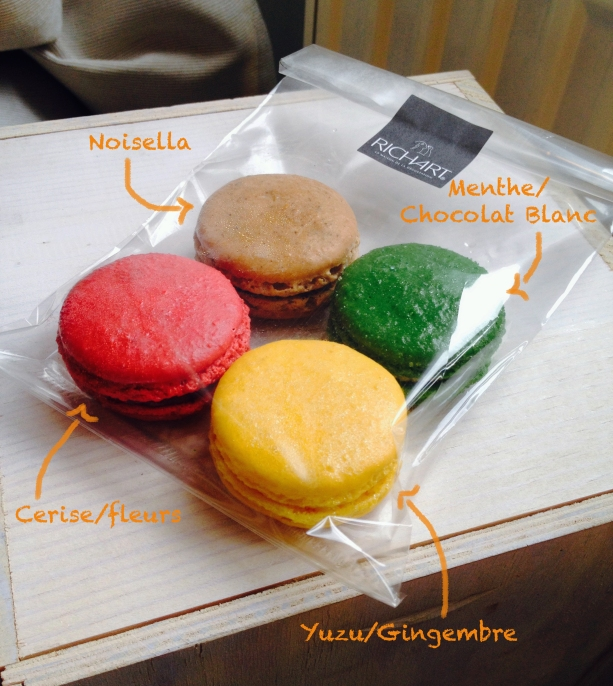 Macarons Richart