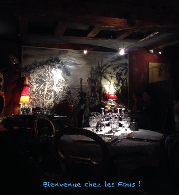 La Nef des fous Lyon
