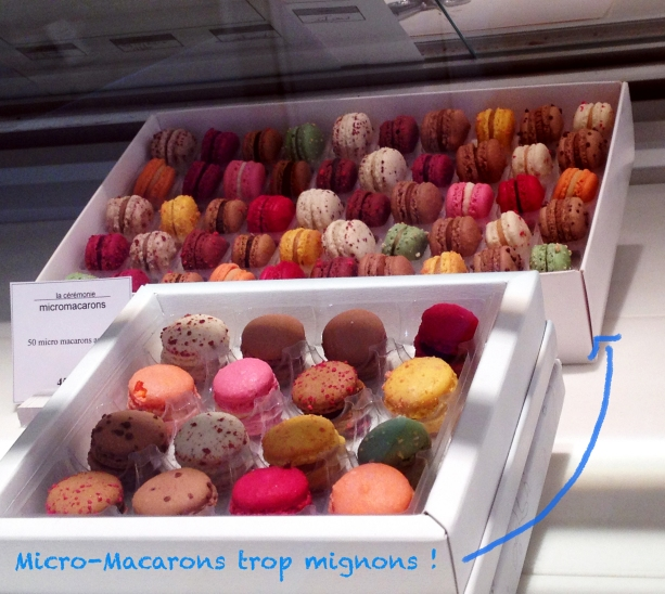 Micromacarons Richart